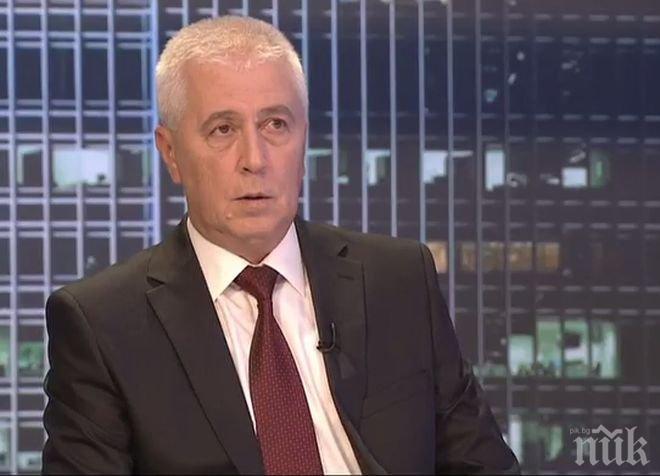 Министър проф. Николай Петров: Спрете да гледате на лекарите и сестрите като на обслужващ персонал