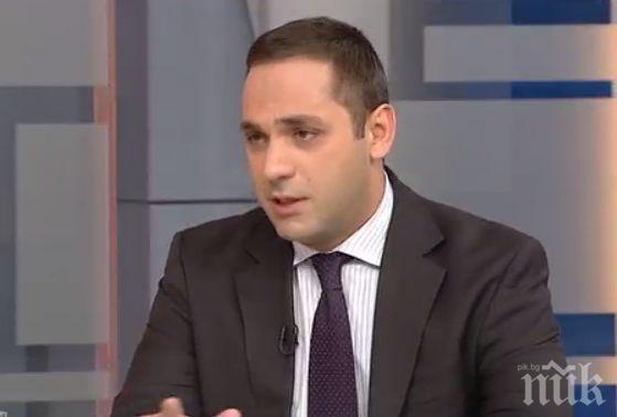 """Министър Караниколов: """"Емко"""" се е отказало от най-голямата си поръчка"""