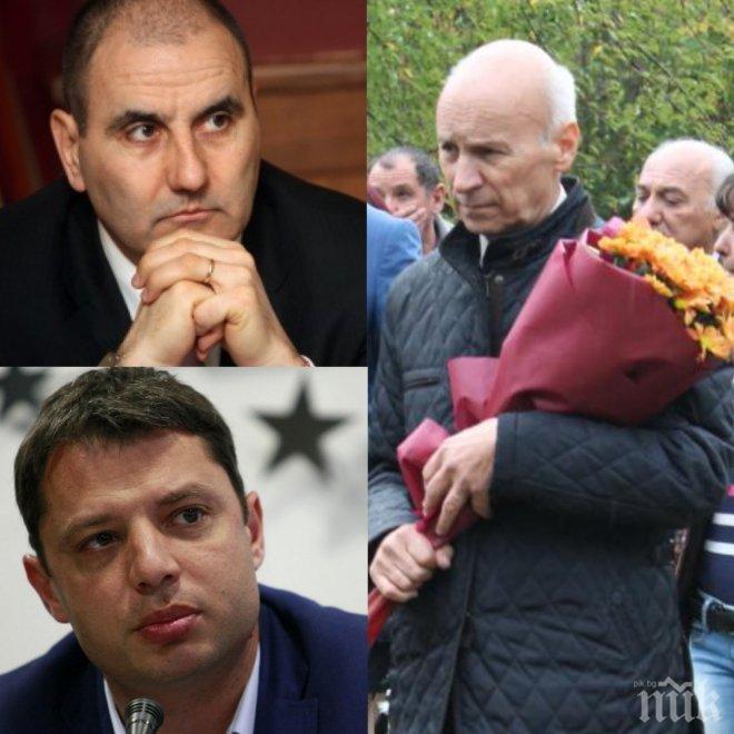 Кметът на Хасково не се отказва: Оставам кмет и член на ГЕРБ, наскърбен съм като баща от Делян Добрев