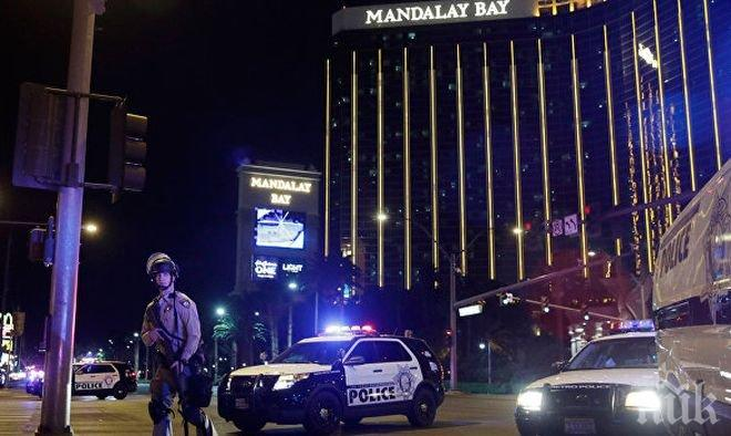Броят на жертвите на терора в Лас Вегас достигна 59 души