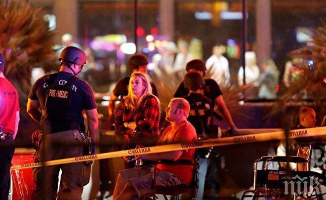 Ужас! Стрелецът от Лас Вегас е притежавал над 30 огнестрелни оръжия