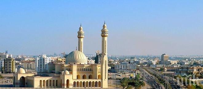 Петима полицаи ранени след взрив в столицата на Бахрейн
