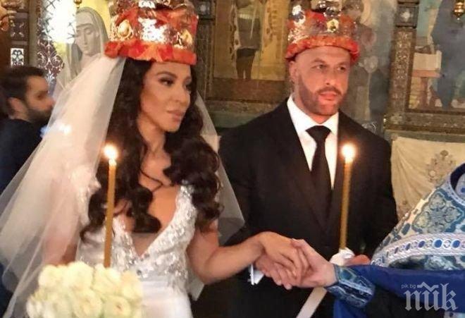 ПЪРВО В ПИК! Ето къде се вихри сватбата на Маги Желязкова! Шаферките нападнаха Азис (ПЪРВО ВИДЕО + СНИМКИ)