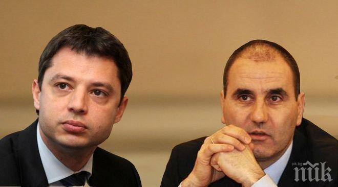 След оставката на Делян Добрев: Цветанов свиква спешна среща на ГЕРБ в Хасково