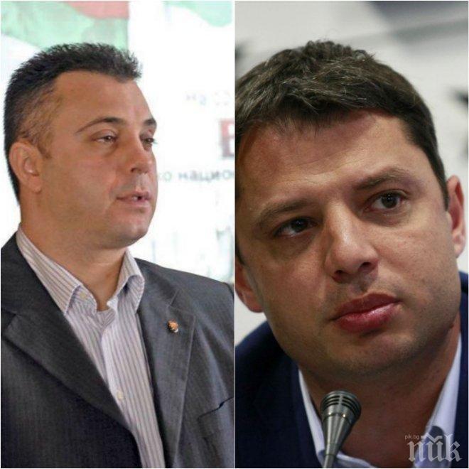 Делян Добрев ще депозира оставката си в парламента
