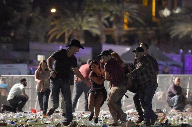 Външно: Няма пострадали българи в Лас Вегас