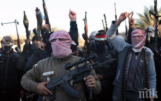 """""""Ислямска държава"""" е превзела сирийски град до Дамаск"""