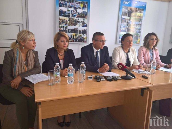 ГЕРБ-Бургас против оставката на Делян Добрев: Той е един много стойностен човек за политиката