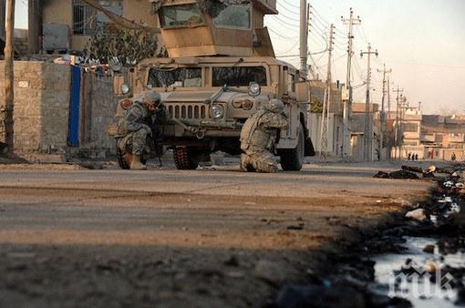 Багдад се готви координирано с Турция и с Иран да завземе контрола върху ГКПП в Северен Ирак