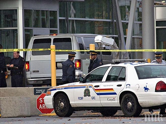 Сомалийски бежанец е обвинен за терористичното нападение в Канада