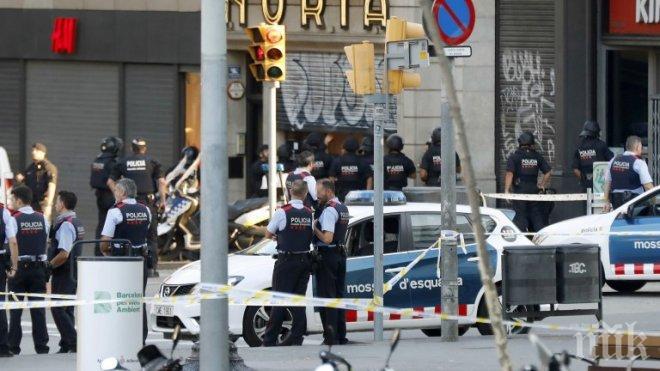 ШОК И УЖАС! Тройно убийство разтърси Барселона в деня на референдума