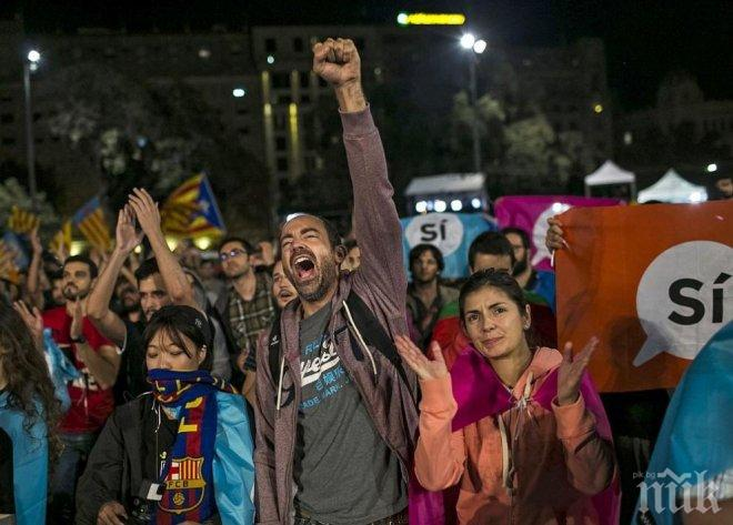 Испания се надява ЕС да не приема референдума в Каталония