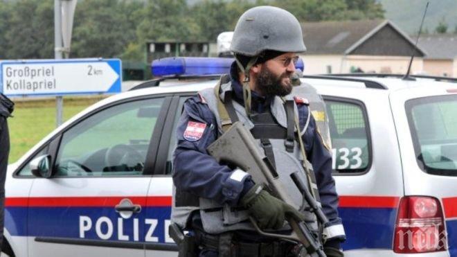 ИЗВЪНРЕДНО! Кървав ужас във Виена! Българин бере душа след меле с чеченци