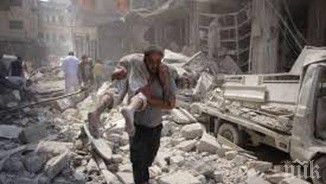 Турция прати военна полиция в Идлиб