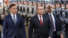 Румен Радев поиска санкциите срещу Русия да паднат