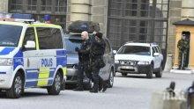 На косъм от голяма трагедия! Хванаха младеж с експлозиви на летището в Гьотеборг
