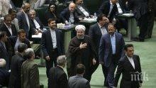 Член на иранския екип, преговарял за ядреното споразумение, е осъден за шпионаж