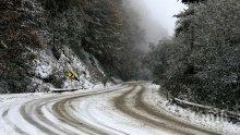 АПИ с важно предупреждение: Ще вали сняг в проходите, не тръгвайте с летни гуми
