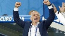 Дидие Дешан: Мачът с България е изключително важен