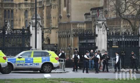 СТРАШНО! Пак газят хора по тротоара в Лондон, има арестуван