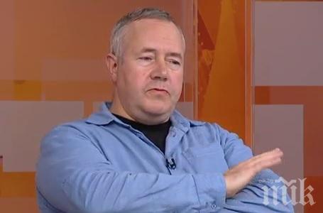Харалан Александров вещае председателство на ЕС, белязано със скандали: С есенните студове страстта се върна!