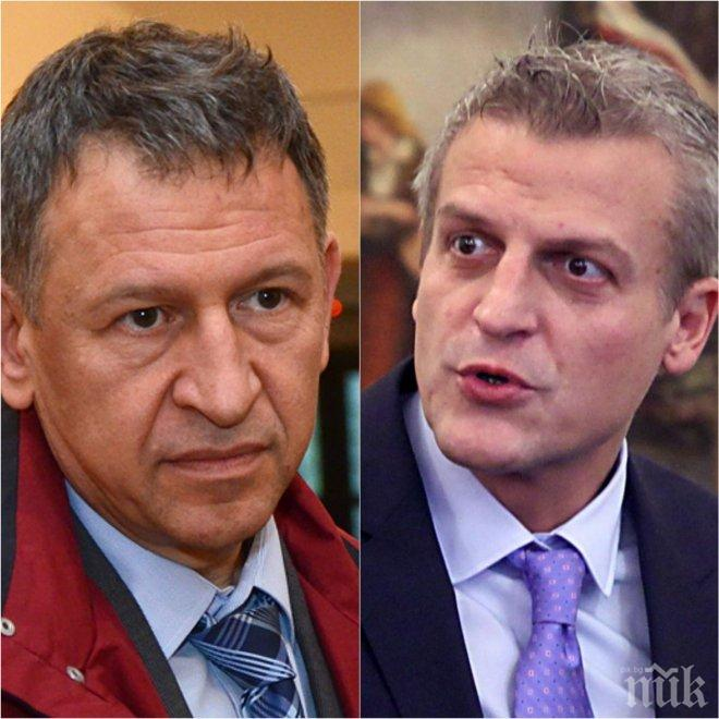 ЕКСКЛУЗИВНО! Доктор скочи остро на Москов: Той е виновен за разпада в системата, остави бомби в министерството