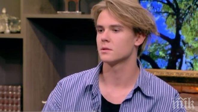 Пробив! 17-годишен български актьор с роля във филм с Никълъс Кейдж