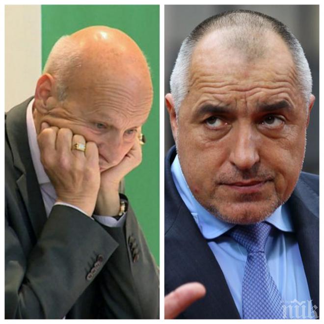 ГОРЕЩА ИНТРИГА! Кметът на Хасково се запъна срещу Борисов - няма да подава оставка