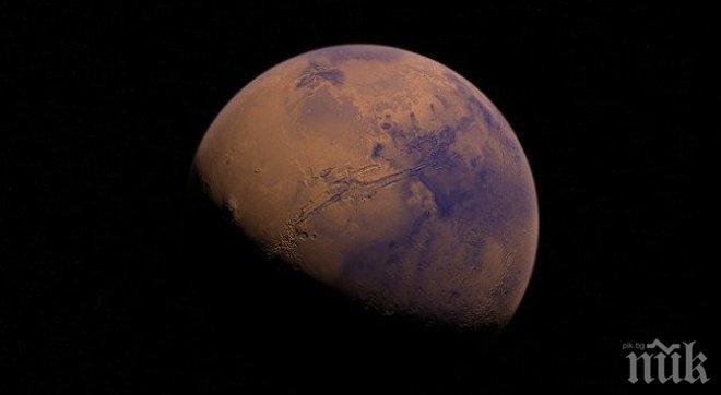 Възможно ли е след 7 години хора да стъпят на Марс?