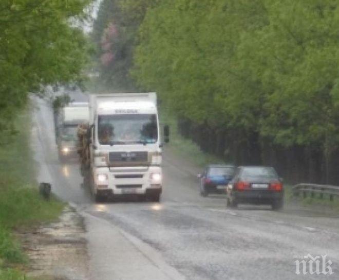 Трима пострадали след зверска катастрофа на пътя Русе-Бяла