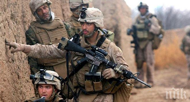 Американската армия прекрати военни учения заради кризата около Катар