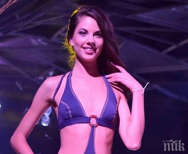 21-годишна красавица стана Мис Пловдив (СНИМКИ)
