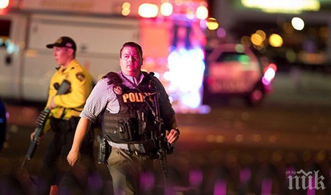 Охранителят, който първи опита да спре стрелецът от Лас Вегас, е обявен за герой