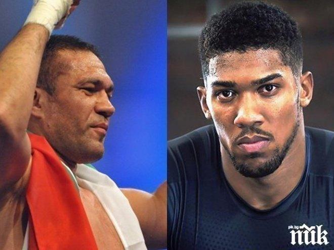 Три родни телевизии спорят за правата за излъчването на мача Пулев - Джошуа