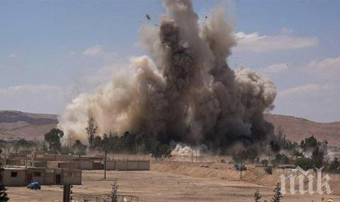 """Операция! Отряд от 60 чуждестранни наемници на """"Ислямска държава"""" е ликвидиран край Дейр ез-Зор"""