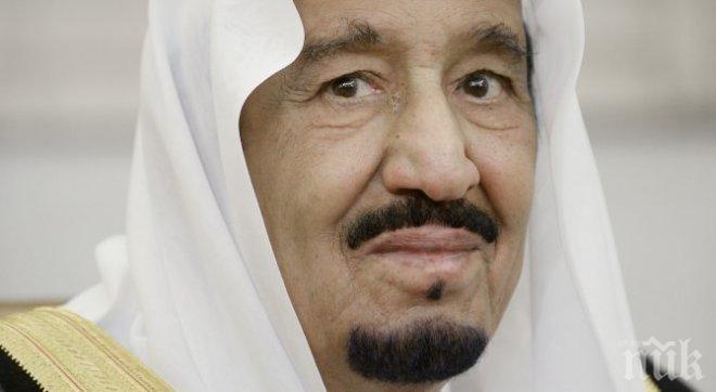 СТРАШЕН ГАФ! Златният асансьор на саудитския крал се скапа