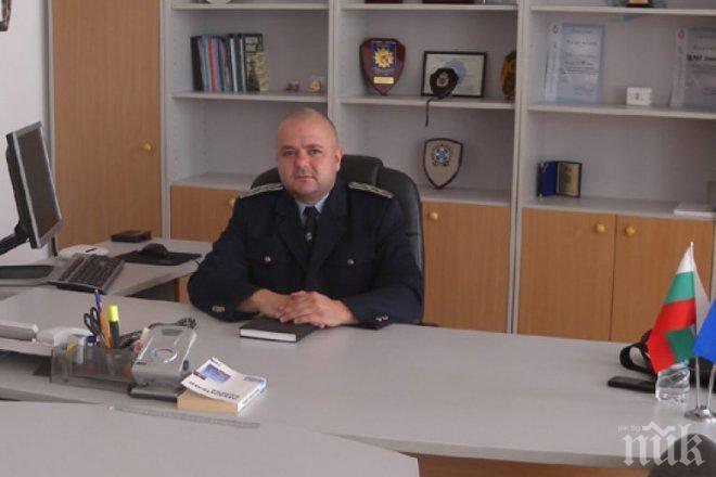СКАНДАЛ! Уволниха висш полицай в Гоце Делчев! Премълчал, че двама негови подчинени са му братовчеди