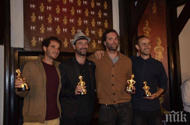 Режисьорът от ПИК TV Христо Порязов грабна престижна награда на филмов фестивал в Косово!