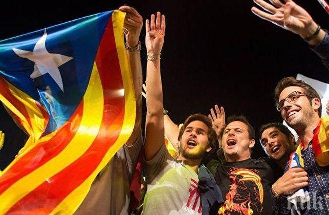 Мадрид отново плесна Каталуния през ръцете, не иска преговори