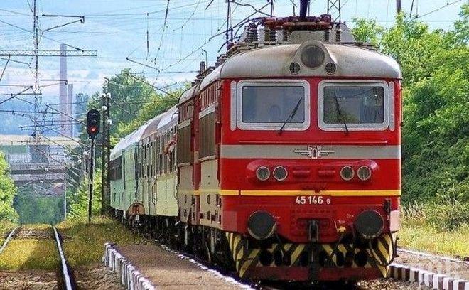 Иновативно! Скоростен влак ни вози от София до Пловдив за 45 минути