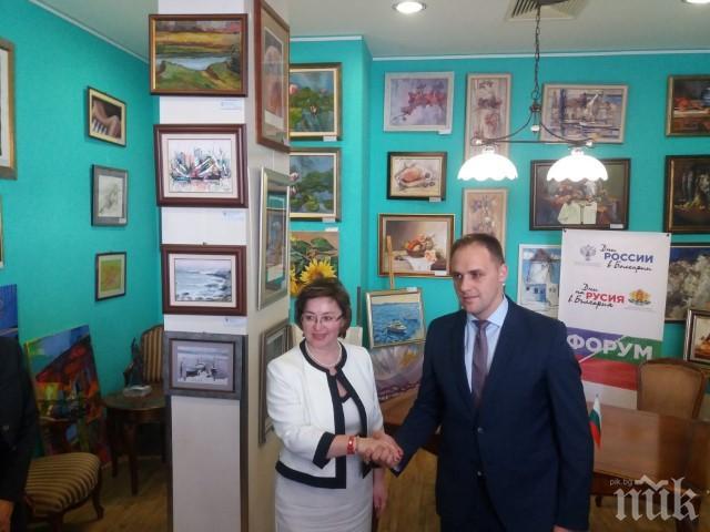 Зам.-министър Милко Теофилов гарантира, че България е атрактивна на руския туристически пазар