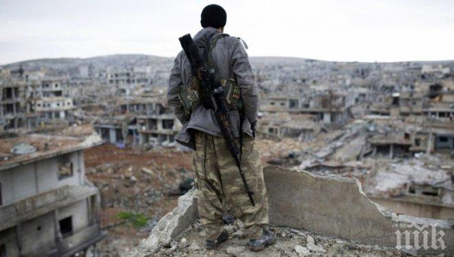 Удар! 18 полеви командири на терористите в Сирия са били ликвидирани от руската авиация