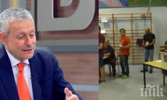 """Соломон Паси: Независимостта на Каталуния е едно пълно безумие! Единственото общо между нея, Косово и Крим е, че започват с """"К"""""""