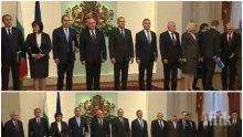 ИЗВЪНРЕДНО В ПИК TV! Премиерът Борисов не дойде на КСНС при президента (СНИМКИ/ОБНОВЕНА)