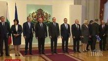 ИЗВЪНРЕДНО В ПИК TV! Румен Радев и Нинова с първи думи след КСНС! Президентът насрочи нова среща заради липса на кворум (СНИМКИ/ОБНОВЕНА)