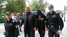 Гринго хленчи пред съда в Айтос: Пуснете ме от тази дупка! Изгоря ми животът