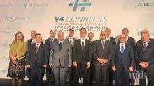 Външните министри от Източна Европа подкрепиха усилията на България за европейска интеграция на Западните Балкани