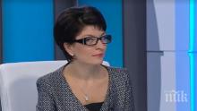 ЕКСКЛУЗИВНО! Десислава Атанасова разкри как ще гласува ГЕРБ за оставката на Антон Тодоров