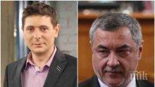 ЕКСКЛУЗИВНО В ПИК TV! Виктор Николаев призна пред медията ни: Да, чух се с Валери Симеонов! (ВИДЕО)