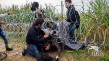По 10 мигранти на ден бягат от България